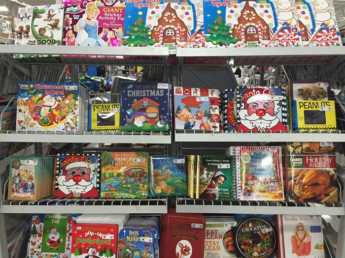 Sam's Club Holiday Books
