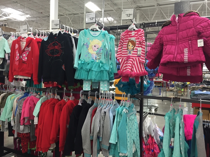 Sam's Club Kids Clothes