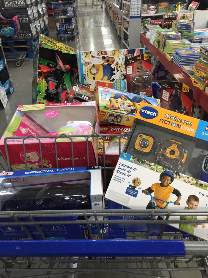 Sam's Club Kids Gifts
