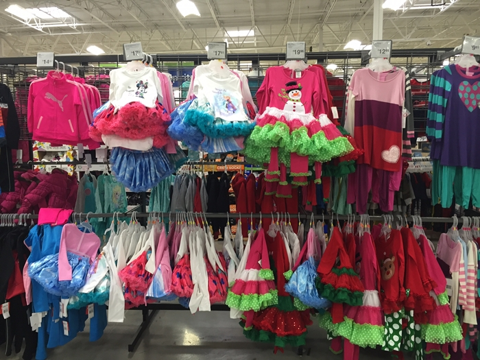 Sam's Club Kids Holiday Clothes
