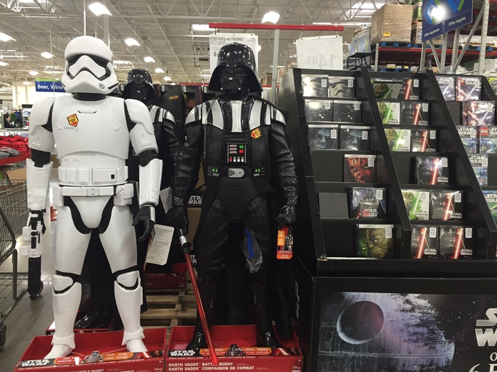 Sam's Club Star Wars