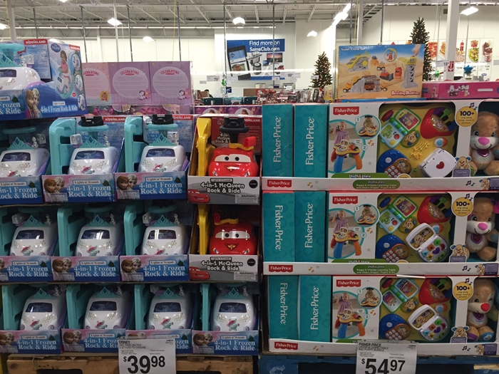 Sam's Club Toddler Toys