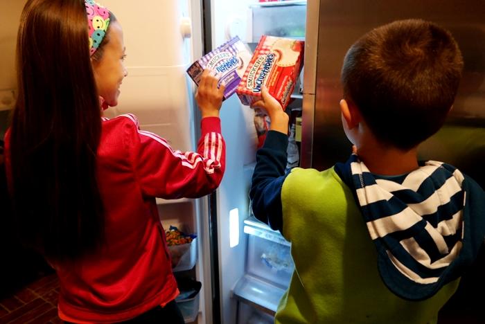 Smuckers Uncrustables After School Snack