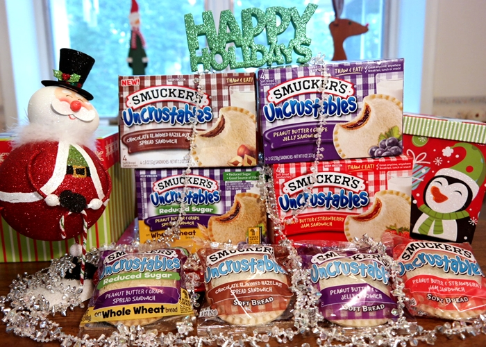 Smuckers Uncrustables Holiday Sesaon