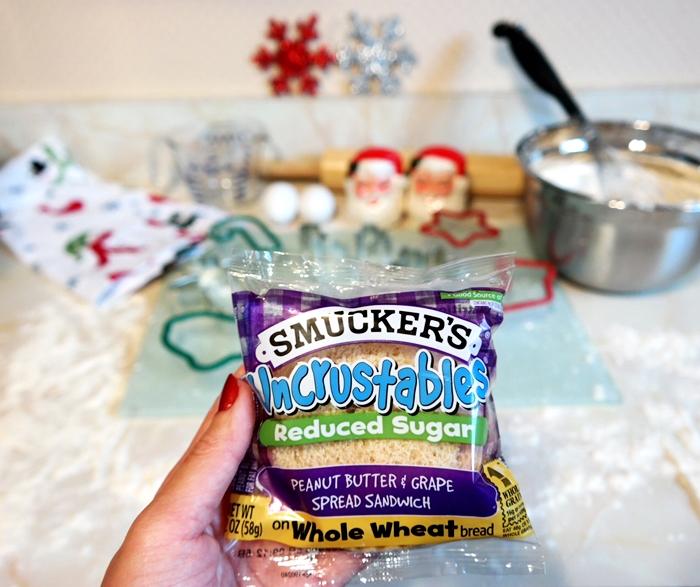 Smuckers Uncrustables Reduced Sugar