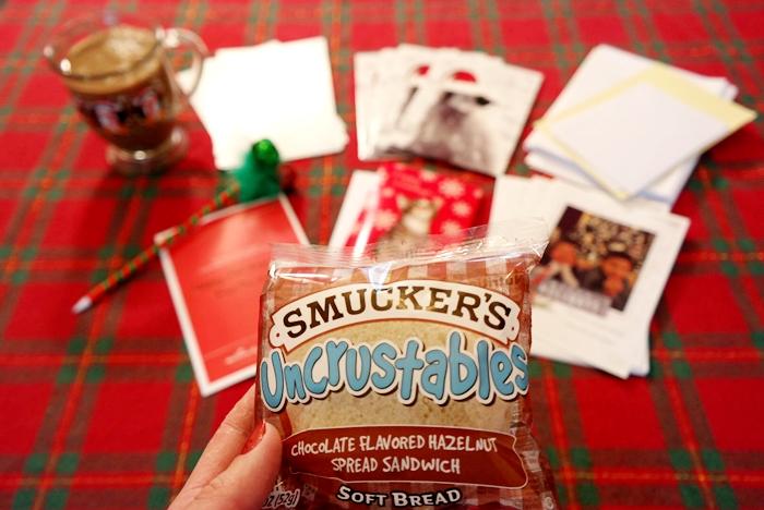 Smuckers Uncrustables Snack