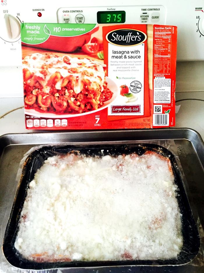 Stouffer's Frozen Lasagna