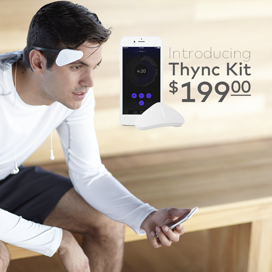 Thync Calming and Caffeine Replacement