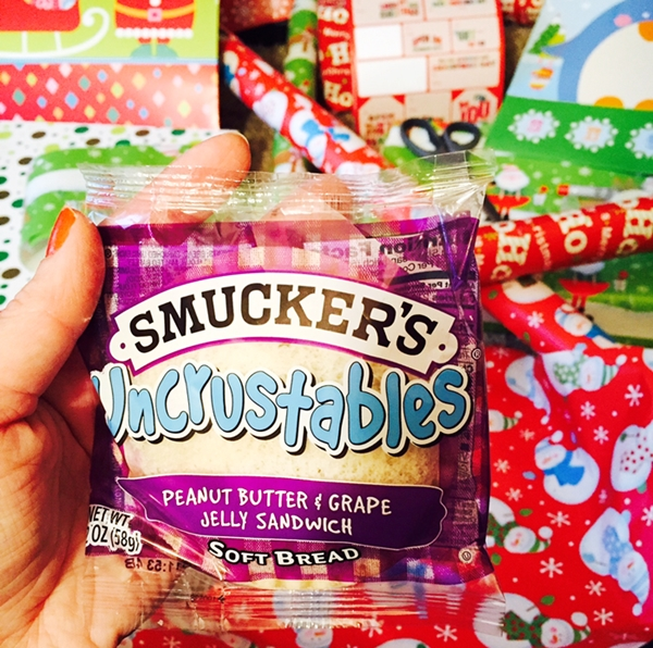 Unclutter Your Holiday Season With Uncrustables