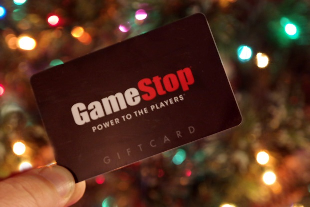 What Would You Do With A $50 GameStop Gift Card?