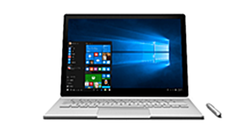 MS Hacks Surface Book