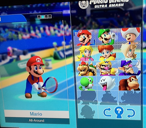 Mario Tennis: Ultra Smash For The Wii U Review