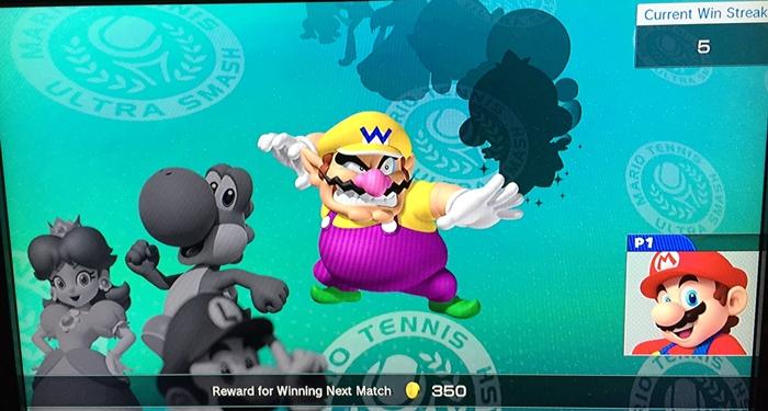 Mario Tennis Walugi
