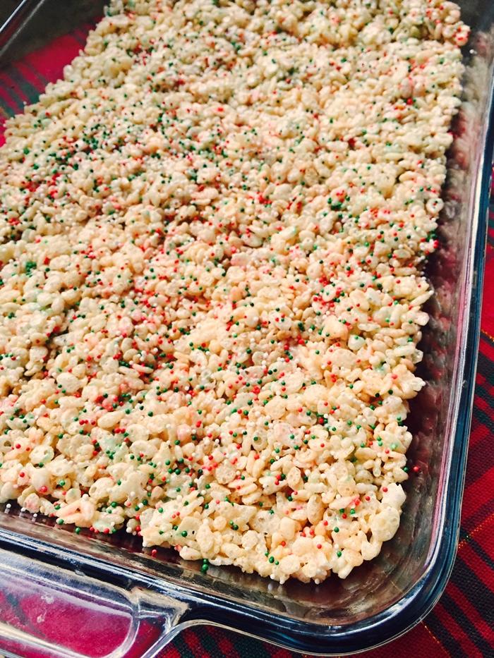Rice Krispies #Treats4Toys