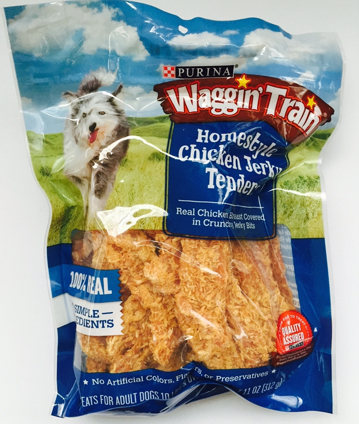 Waggin' Train Homestyle Jerky Tenders