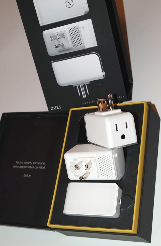 What Makes Your Home Comfortable? $59 Zuli SmartPlug Giveaway