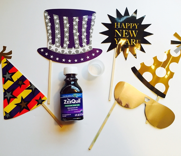 Ring In The New Year With A ZzzQuil Coupon & Twitter Party
