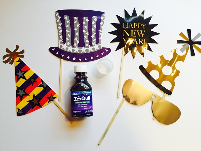 ZzzQuil New Year