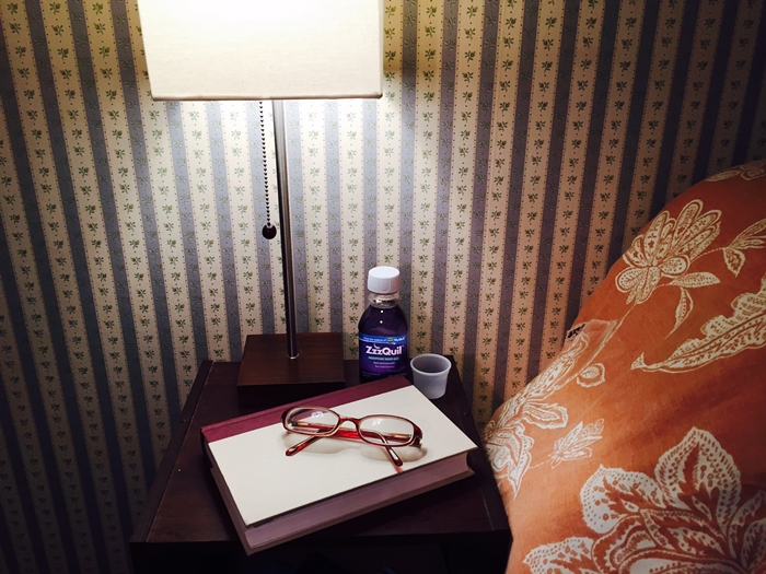 ZzzQuil Nightstand