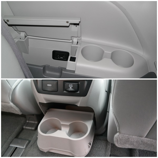 Cup Holders Everywhere