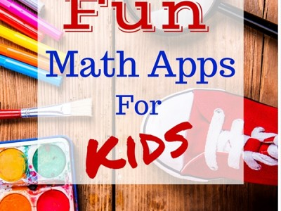 Fun Math Apps For Kids Featured