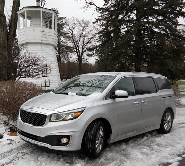 Kia Sedona – Best Mini-Van . . . Ever