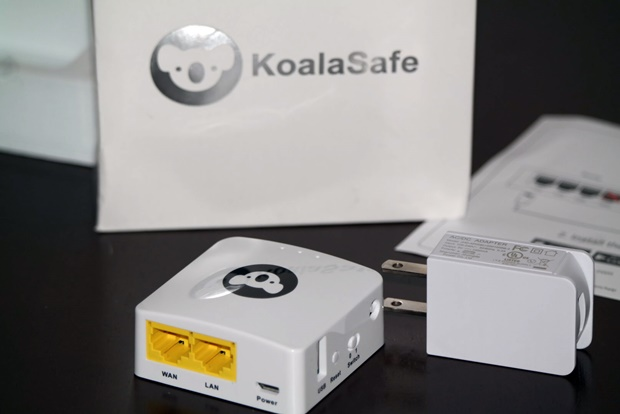 KoalaSafe Ports Internet Safety