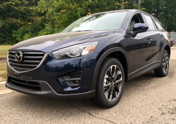 Sporty + Fun + Great Price = CX-5