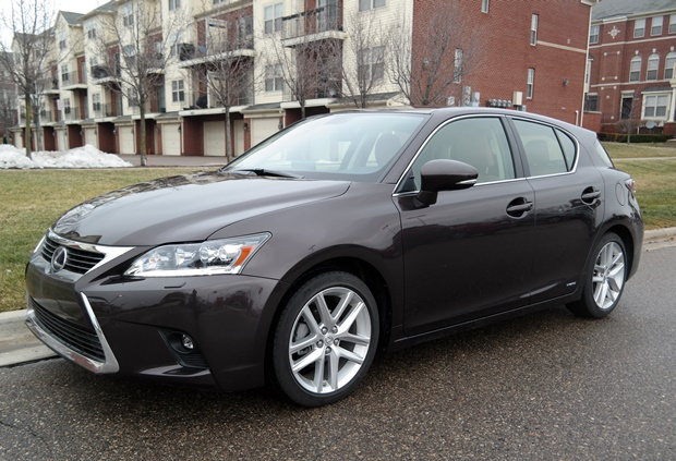 A Quick, Sporty, & Fun Hybrid – The Lexus CT 200h