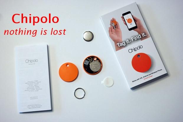 Bluetooth Tracker Chipolo
