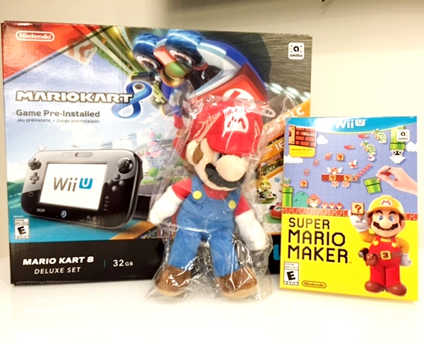 Celebrate Mario Day & Enter To Win A Mario Kart 8 Wii U Bundle Prize Pack