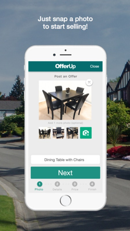 OfferUp Spring Cleaning Apps