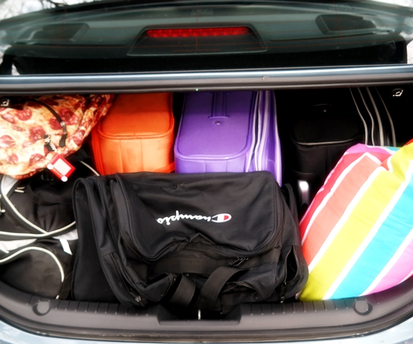 How To Pack For A Road Trip