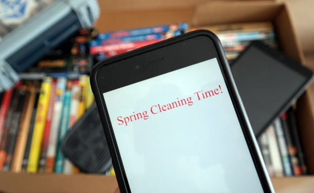 Spring is Near – Start Cleaning and Make Some $$$ with these Apps