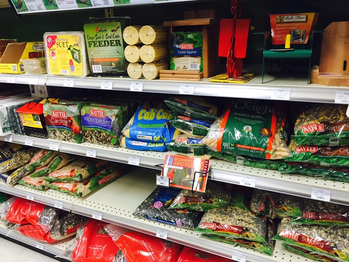Bird Food 2 Ace Hardware