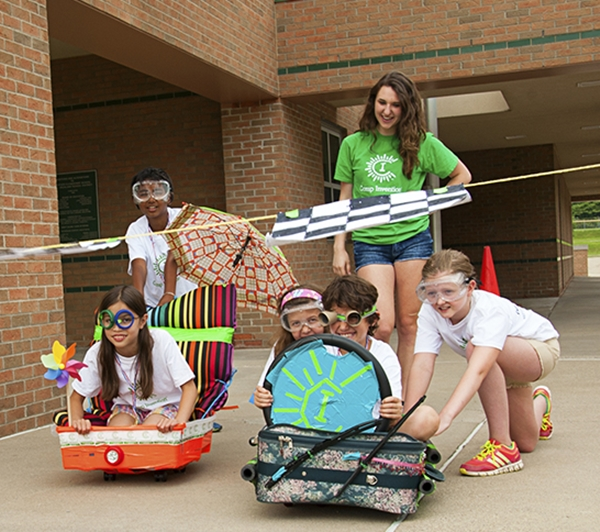 Camp Invention: An Interactive STEM Focused Fun Summer Camp For Kids + Promo Code