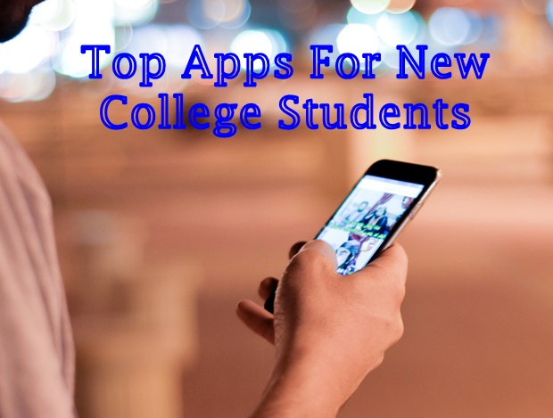 Top Apps For High School Graduates Going to College