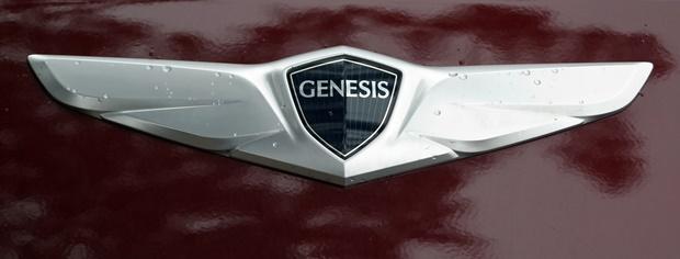 Hyundai Genesis Luxury Sedan