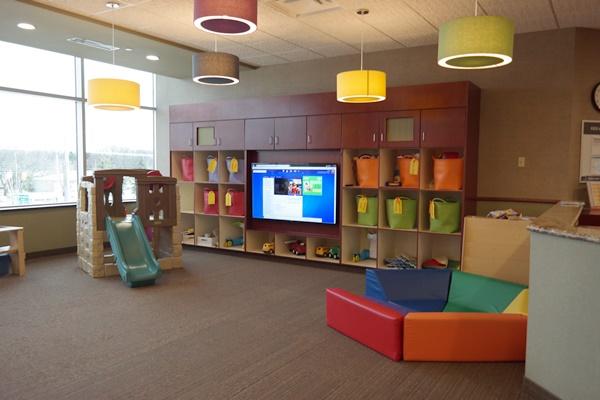 Life Time Athletic Children's Center