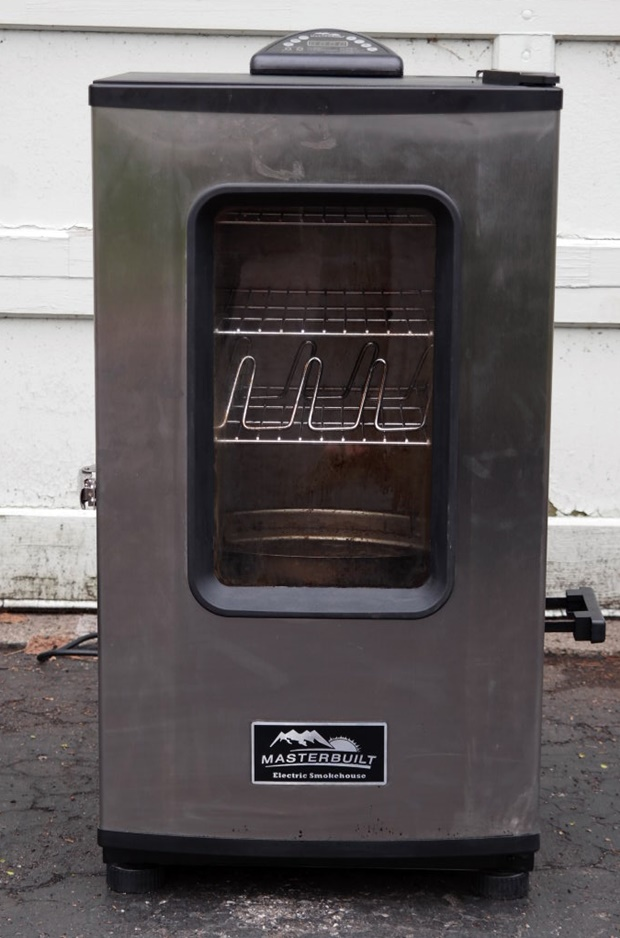 Make your best ribs ever with this electric smoker for Smoked fish in masterbuilt electric smoker