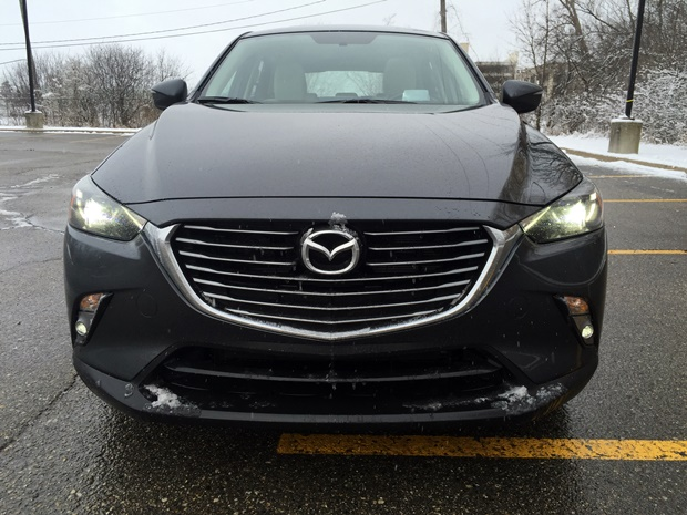 Mazda CX-3 – Aggressive Adventure At A Sweet Price