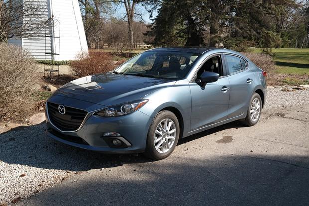 Mazda3 Mazda 3