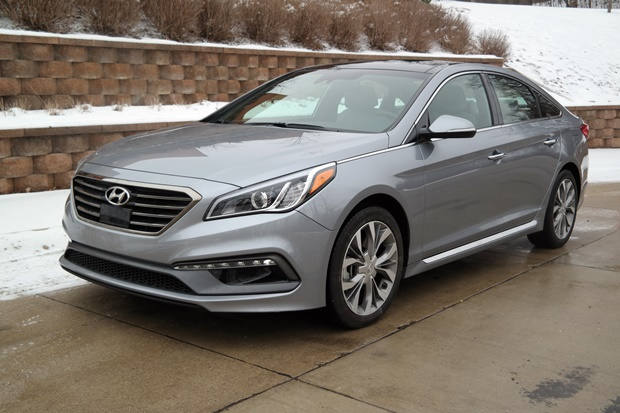 Need A Family Sedan?  Check Out The Hyundai Sonata