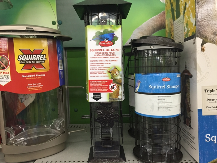 Squirrel Proof Feeders Ace Hardware