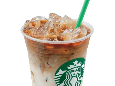 Starbucks Coffee Iced Macchiato Featured