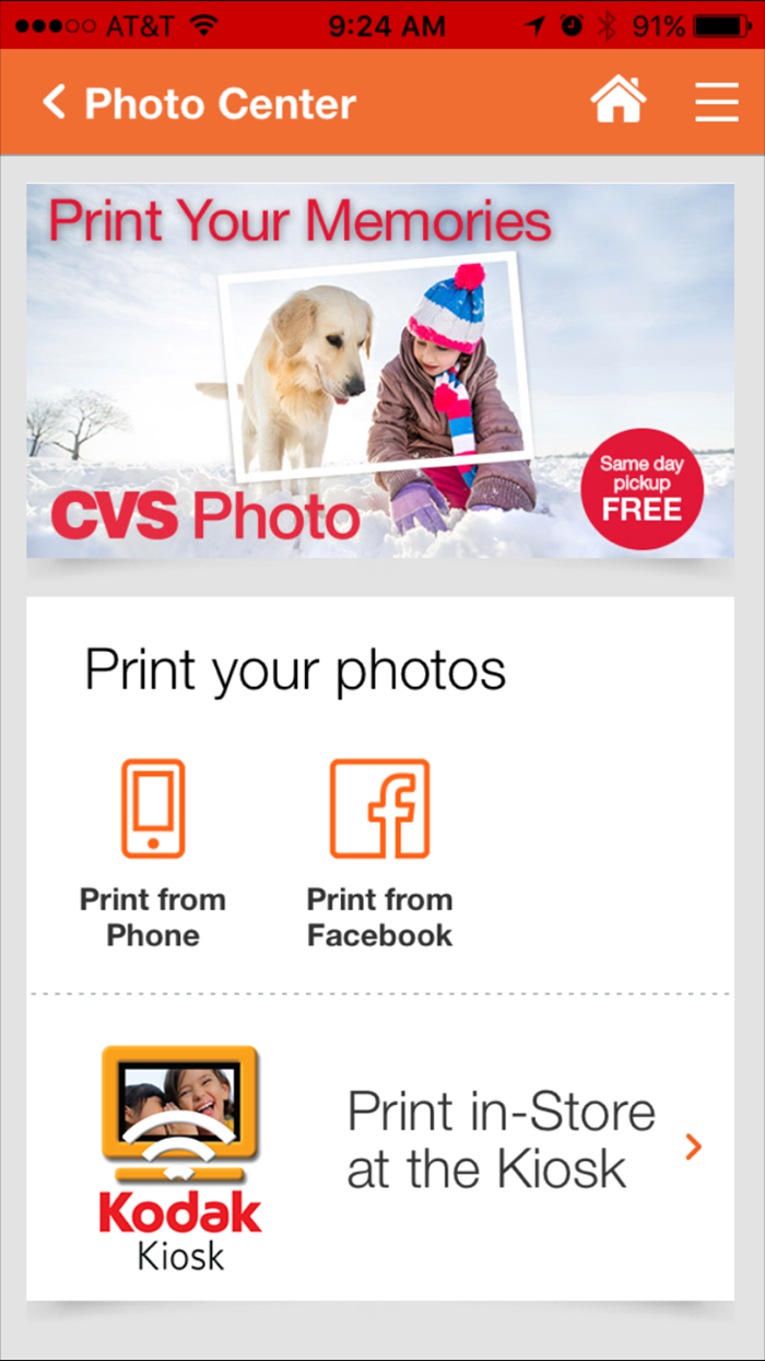 how to print photos from your phone or facebook in just a few clicks