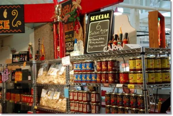 Columbus North Market CaJon's Flavor & Fire