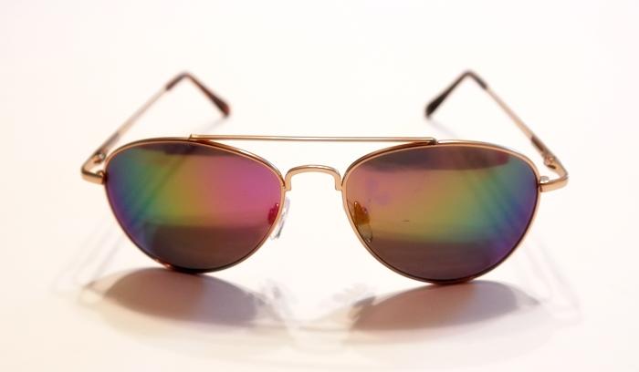 Crazy 8 Rainbow Sunglasses