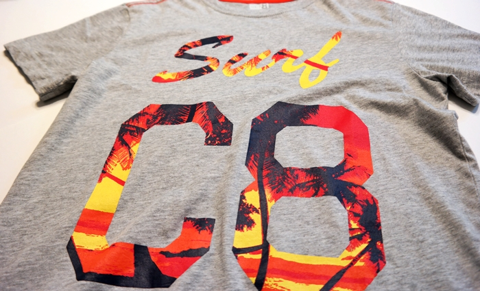 Crazy 8 Surf Graphic Tee