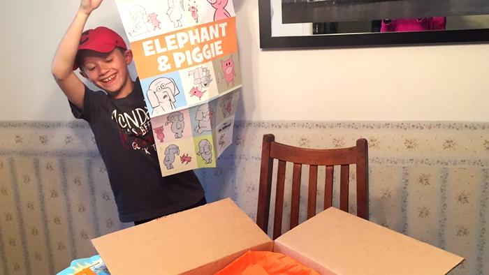 Elephant & Piggie Poster